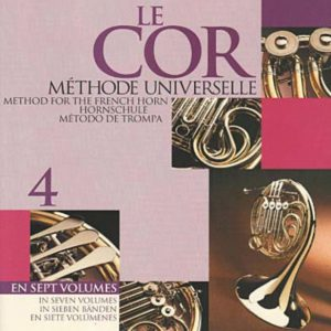 Bourgue Method for French Horn Volume 4
