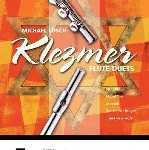 Klezmer Duets for Two Flutes