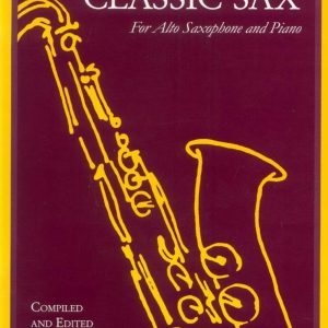Classic Sax for Alto Saxophone and Piano