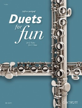 Duets for Fun for 2 Flutes