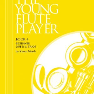 The Young Flute Player - Karen North - Book 4