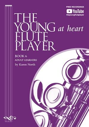 The Young Flute Player - Karen North - Book 6 Adults