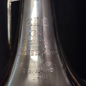 King 3B SilverSonic Trombone