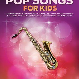 50 Pop Songs for Kids Tenor Saxophone