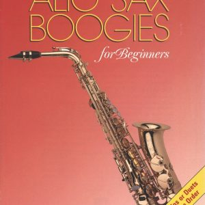 Alto Sax Boogies for Beginners