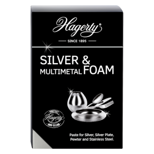 Hagerty Silver and Multimetal Foam