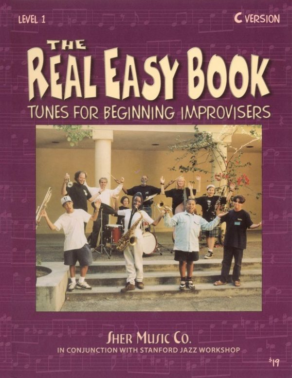The Real Easy Book Volume 1 C 3 Horn Edition