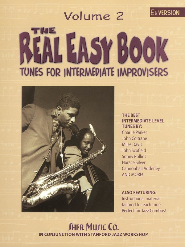 The Real Easy Book Volume 2 E Flat
