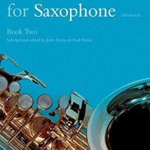 80 Graded Studies for Saxophone Alto Tenor Book 2