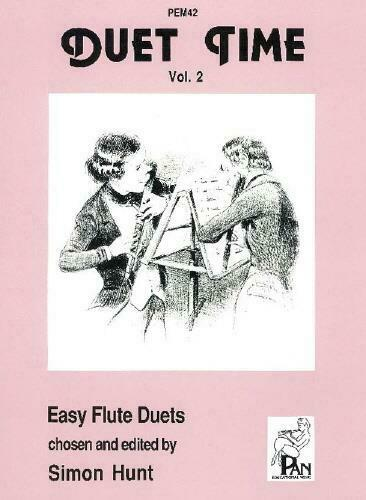 Duet Time Easy Flute Duets Volume 2